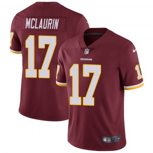 Nike Terry McLaurin Washington Redskins Youth Limited Burgundy Team Color Vapor Untouchable Jersey